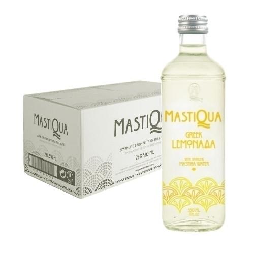 330ml Mastiqua Lemonada
